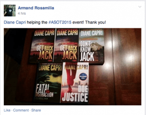 Authors Support Our Troops