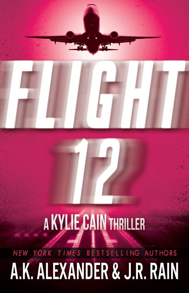 AK Alexander JK Rain Flight 12