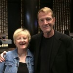 Diane Capri and Lee Child