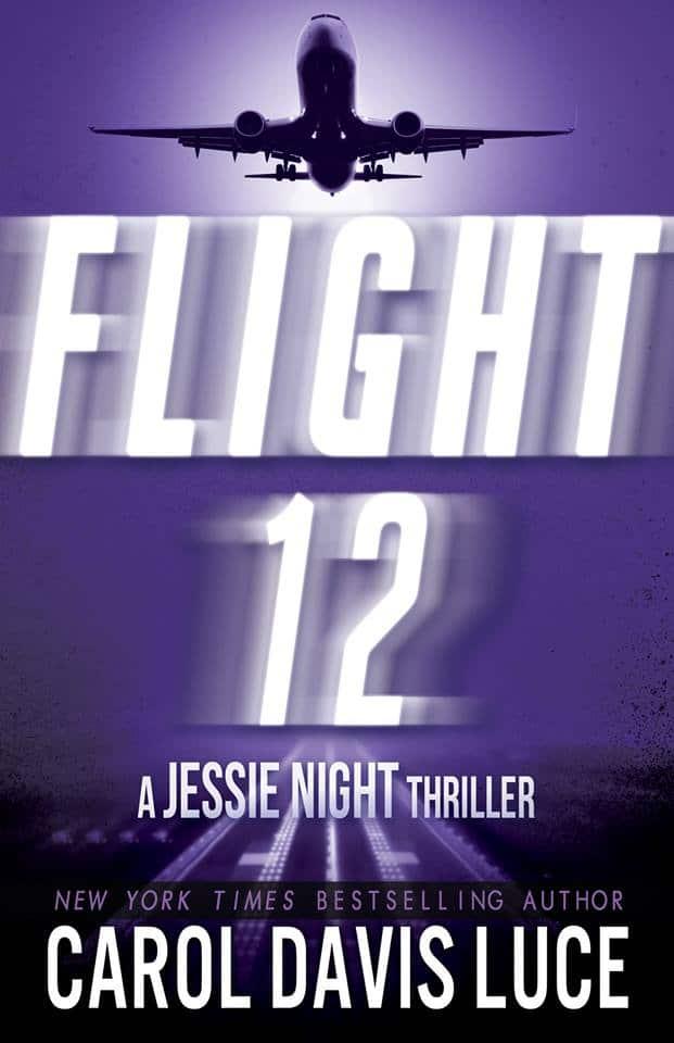 Carol Davis Luce Flight 12