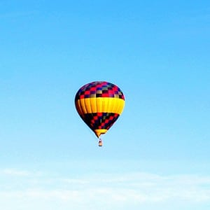 Invigorating Getaway- Ballooning