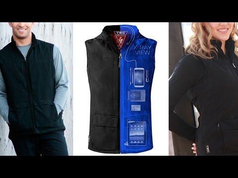 Multi-Pocketed Vest