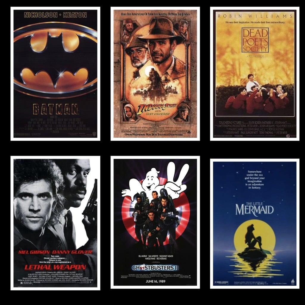 1989 Top Films