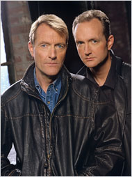Lee Child and Andrew Grant