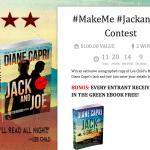 #MakeMe #JackAndJoe Giveaway