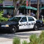 Crown Vic Interceptor Police Car