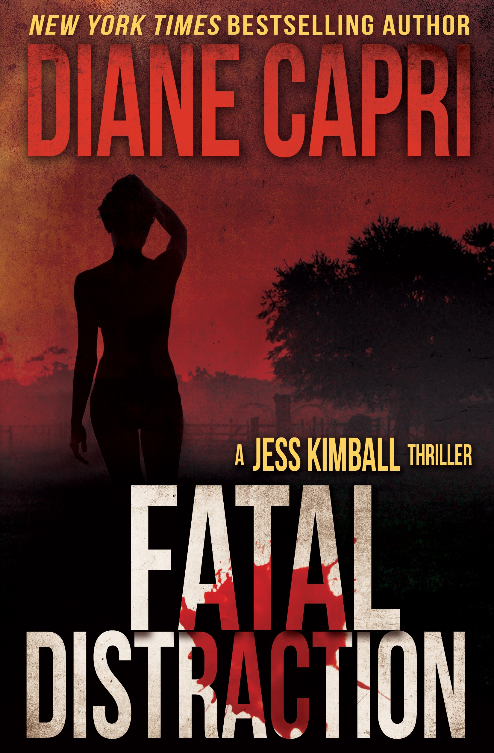 Fatal Distraction book sale