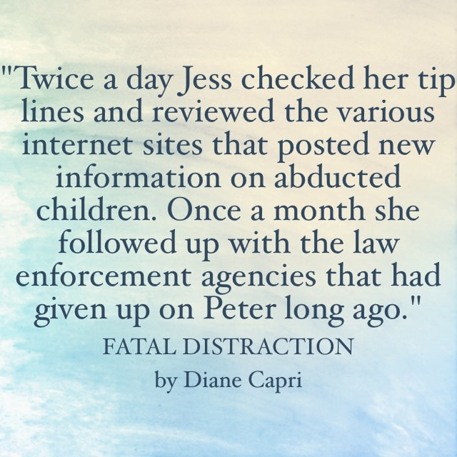 Fatal Distraction Quote