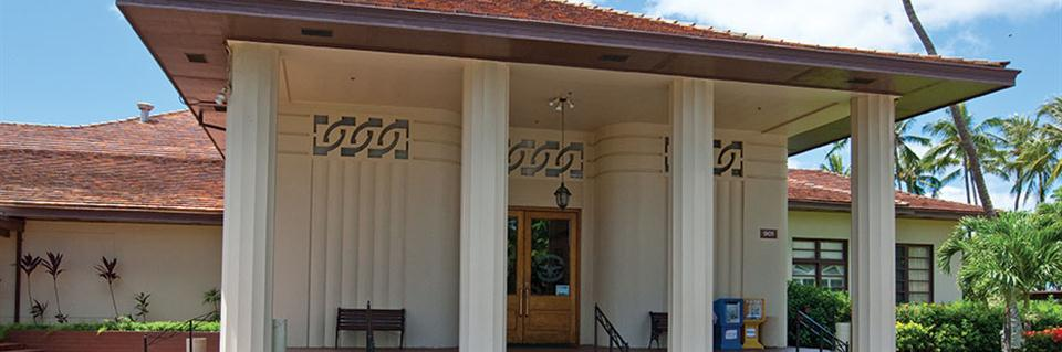 Historic Hickam Officers Club
