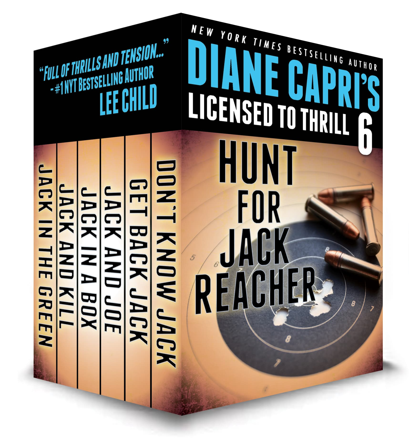 Licensed to Thrill 6 by Diane Capri