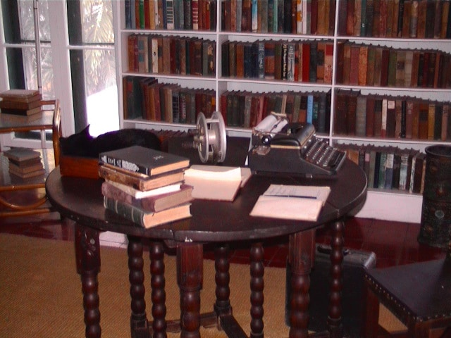 Hemingway Writing Desk
