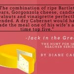 Jack in the Green Quote by Diane Capri