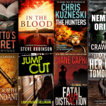 Thriller Book Bundle Competition