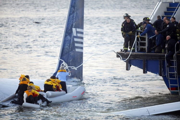 Miracle on the Hudson River