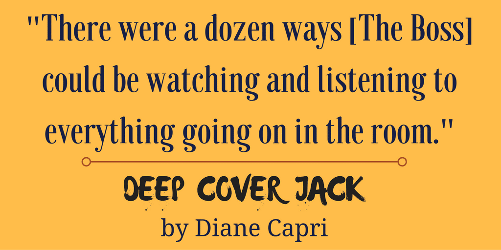Deep Cover Jack Quote