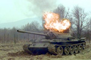 serbian-battle-tank