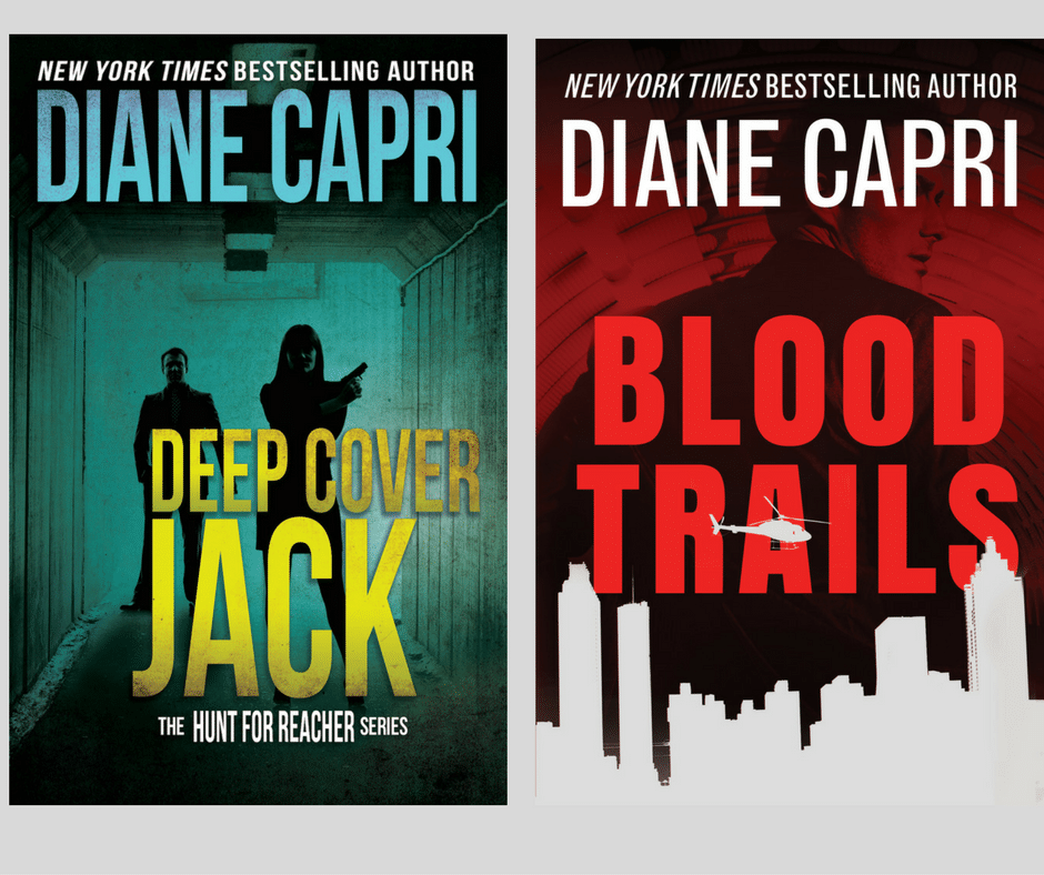 Deep Cover Jack Blood Trails