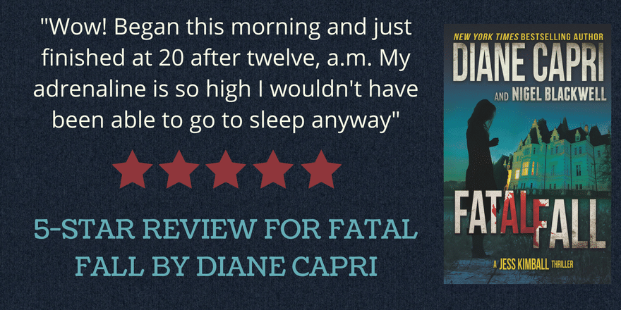 Review- Fatal Fall by Diane Capri