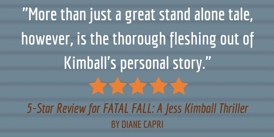 Fatal Fall by Diane Capri