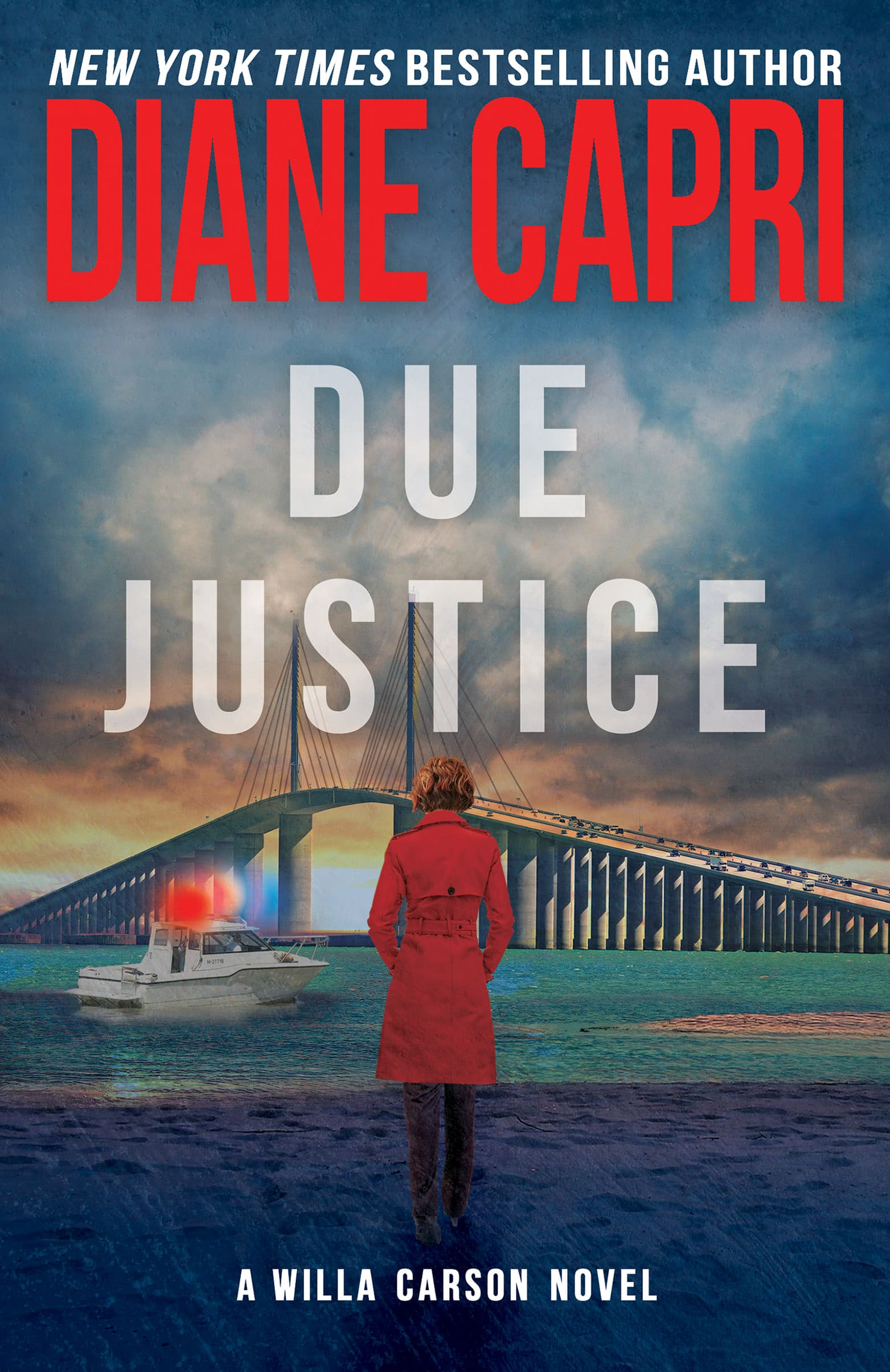 The Hunt For Justice Series Diane Capri Licensed To Thrill