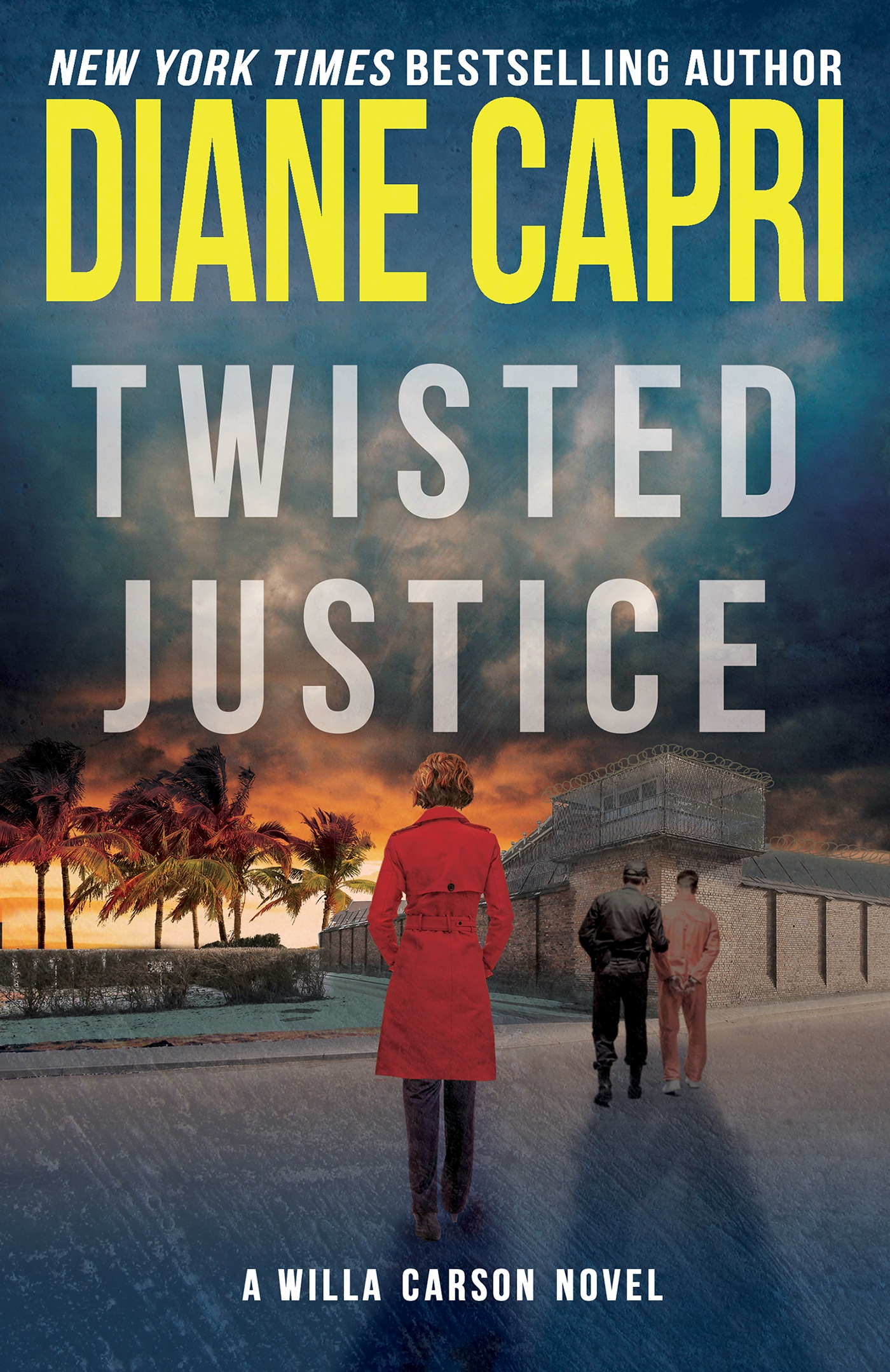 Anything But Justice (Justice Series Book 2)