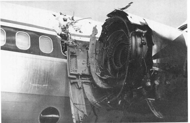 Delta Airlines Flight 1288 Engine Failure