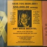 Amy Brechtel Missing Poster