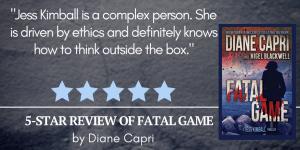 Fatal Game by Diane Capri