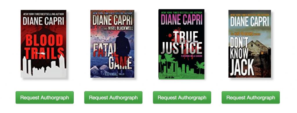 Authorgraph Books