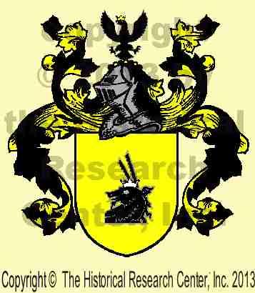 Capri Ancestry Crest