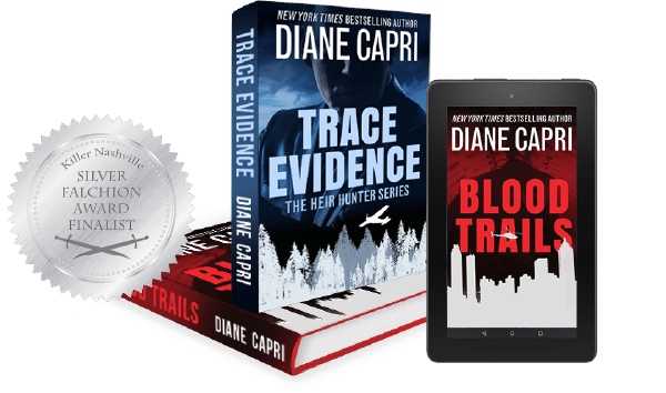Blood Trails Thriller Award