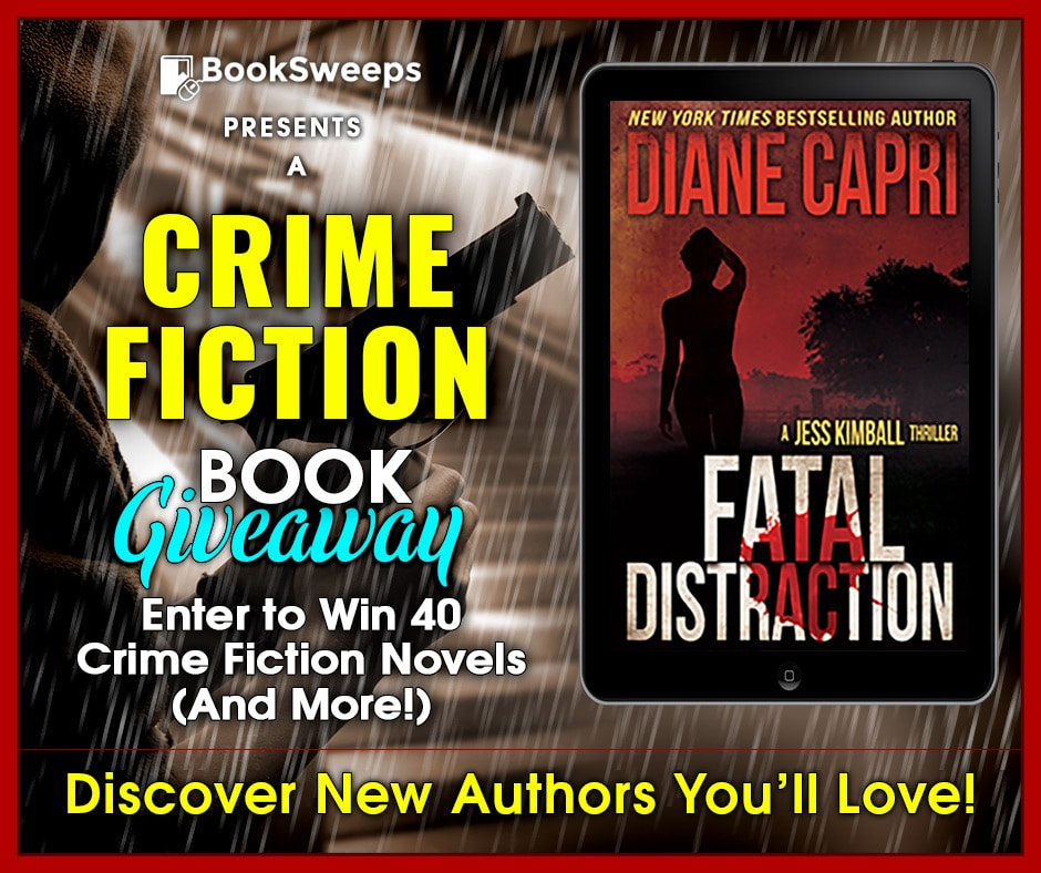 Crime Fiction Sweepstakes