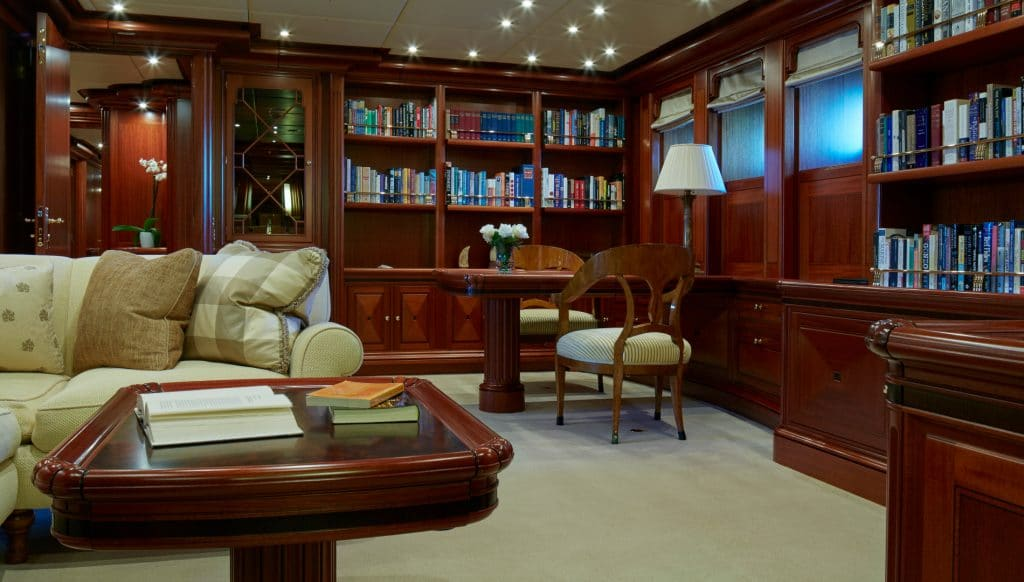 Superyacht Library
