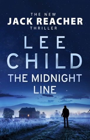 Lee Child The Midnight Line UK
