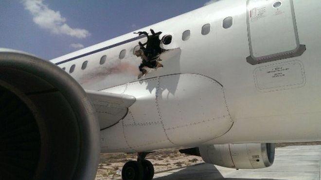 Somali Plane Laptop Bomb