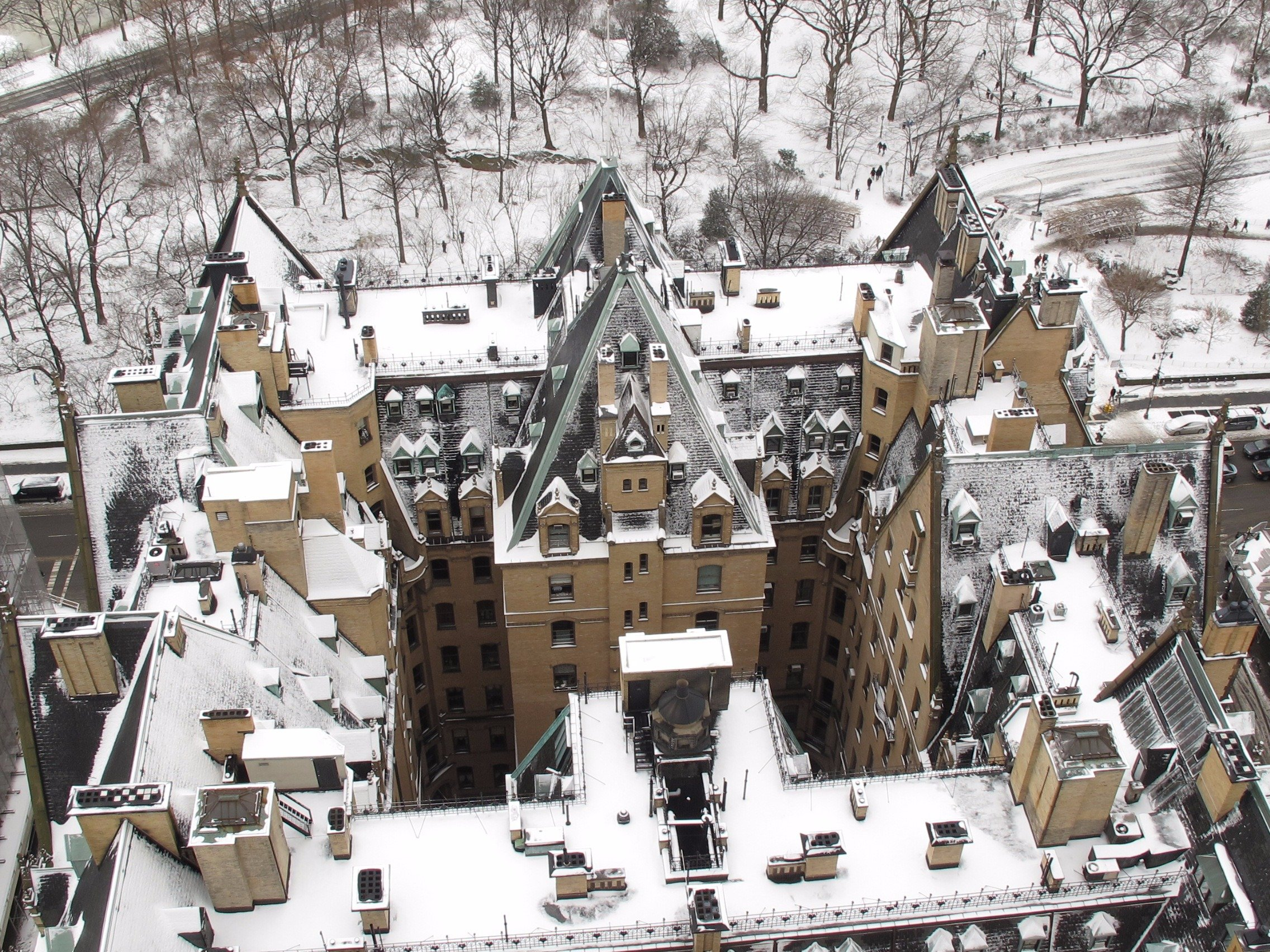 So You Were Hoping To Live At The Dakota