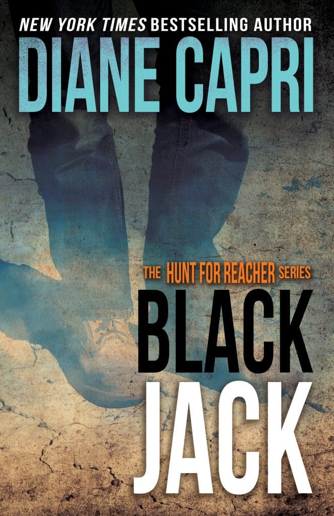 Black Jack: Hunt for Jack Reacher Thriller by Diane Capri