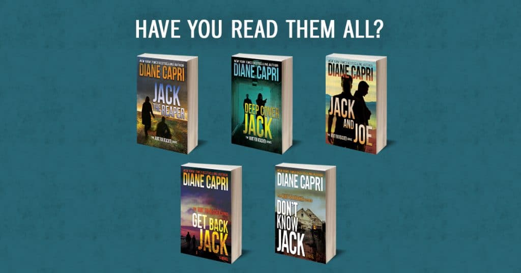 Have You Read Them All Hunt For Jackreacher Series