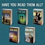 Hunt for Jack Reacher Series