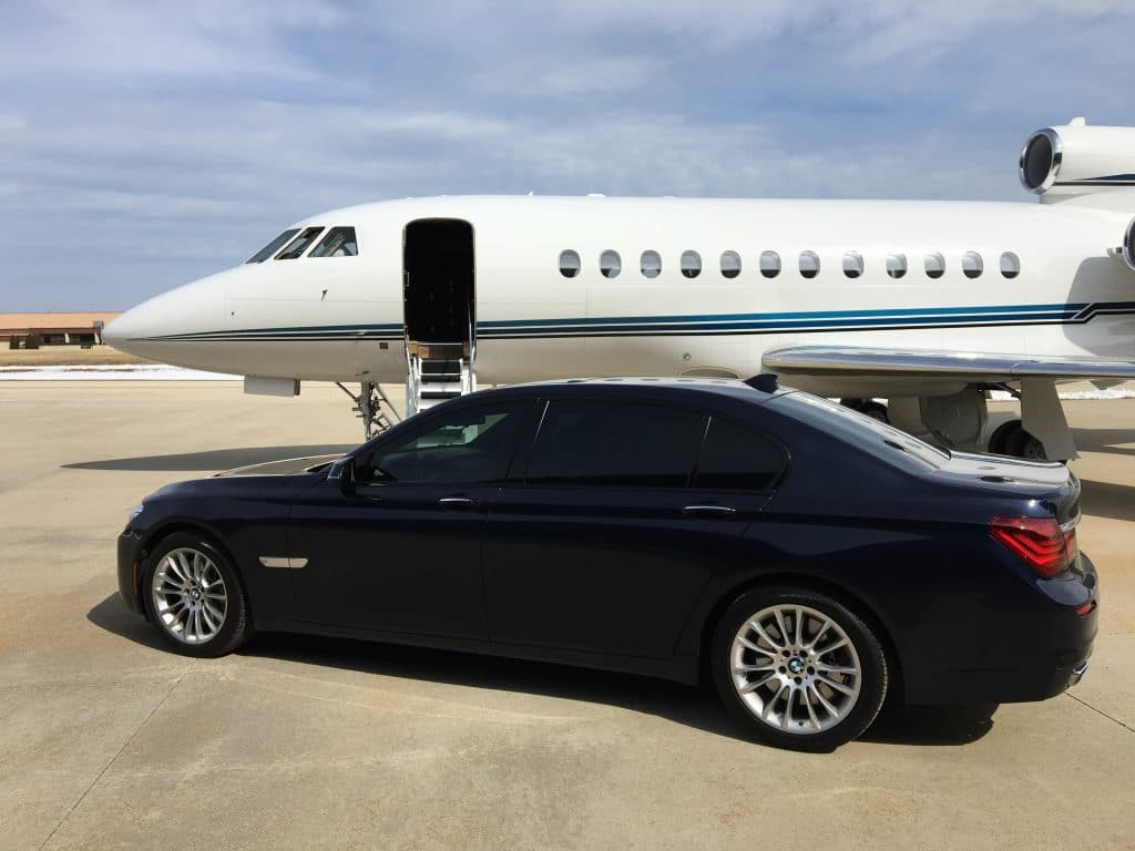 Private Jets: Facts & Fiction - Diane Capri - Licensed to Thrill