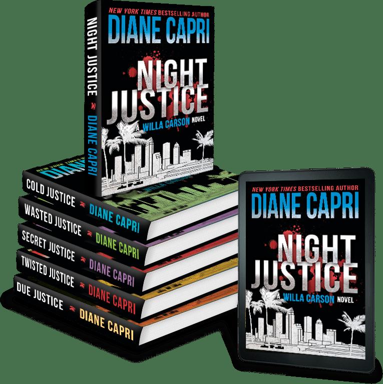 Hunting Jack Reacher is Deadly Business - Diane Capri