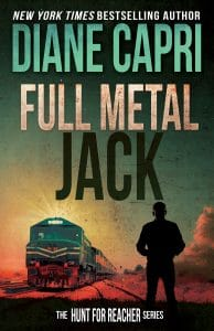 Kim Otto hunts Lee Child's Jack Reacher